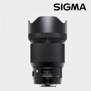85 mm f1.4 DG HSM ART