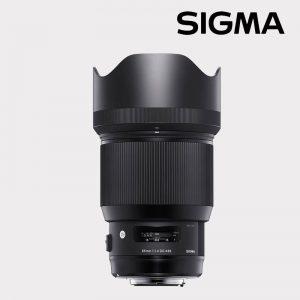 85 mm f1.4 DG HSM ART