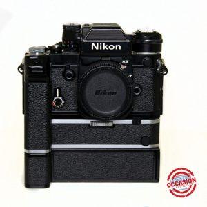 NIKON F2 AS + MD-2