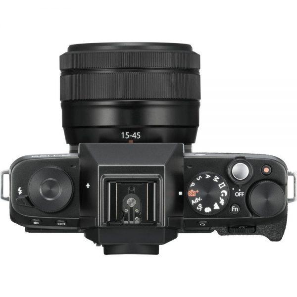 X-T100 + XC 15-45 3,5-5,6 OIS PZ