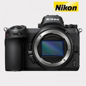 NIKON Z6 BODY + FTZ ADAPTER