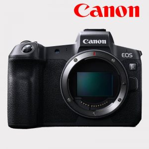 CANON EOS R + RF ADAPTER