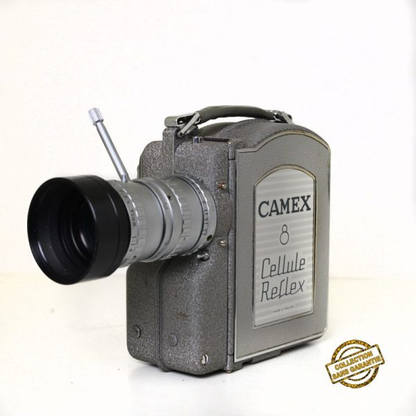 CAMEX 8 +ANGENIEUX 7.5-35