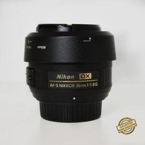 NIKON AF-S DX 35 F1.8 G