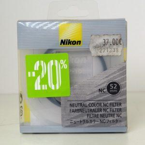 NIKON NC 52MM