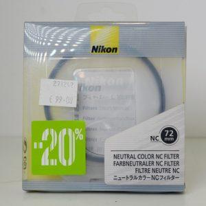 NIKON NC 72MM