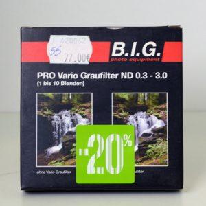 BIG ND VARIO 0.3-3.0 55M