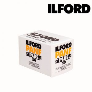 ILFORD PAN F 50 36p.