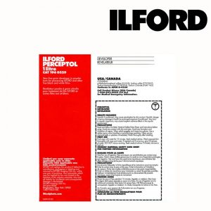 ILFORD PERCEPTOL 1 LITRE