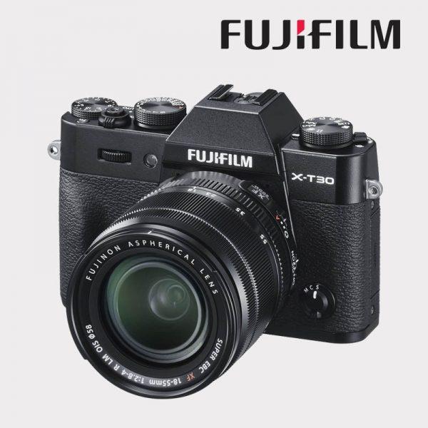 FUJI X-T30 + XF 18-55 2,8-4R LM OIS WR NOIR