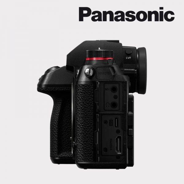 PANASONIC S1 + S 24-105 4,0 MACRO OIS
