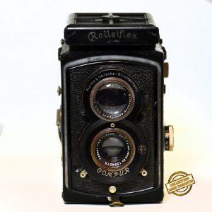 ROLLEIFLEX MOD 620 TESSAR